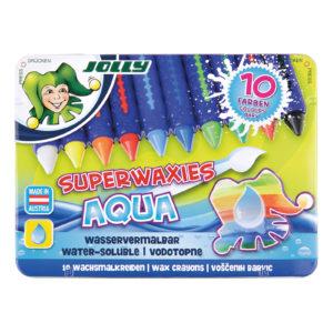 Superwaxies Aqua 10 Farben