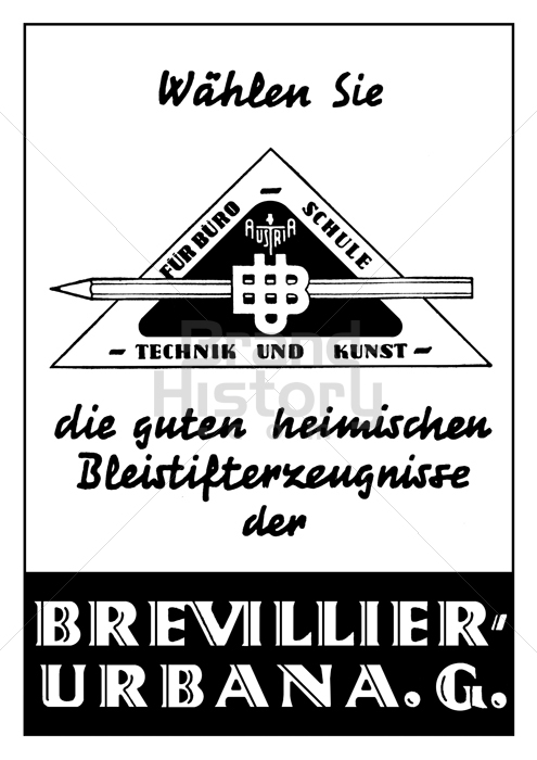 Brevillier Urban Logo