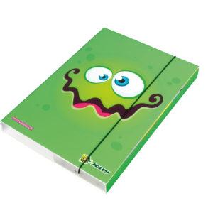 Heftbox grün