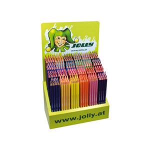 Jolly Display für Buntstifte