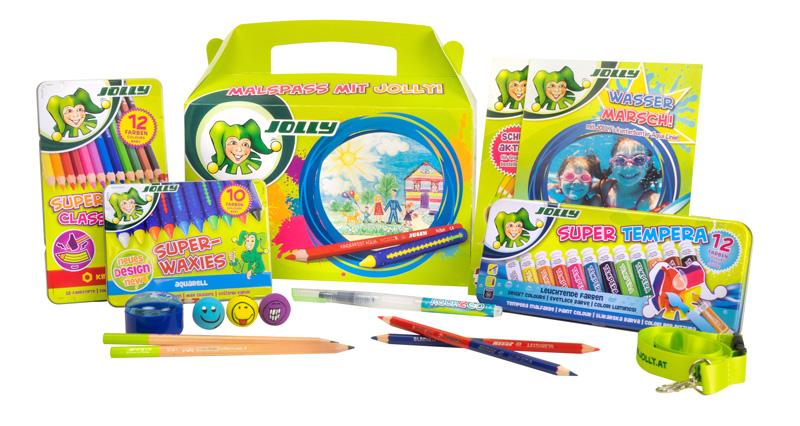 Lehrerpaket, Muster, Produkte